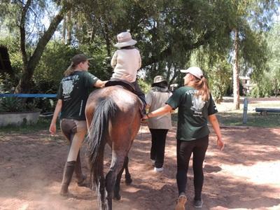 Vrijwilligerswerk paardentherapie in Bolivia