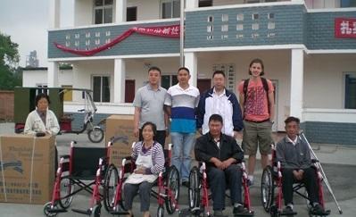 Vrijwilligerswerk sociaal project in China