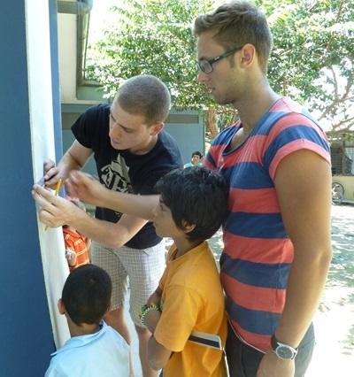 Sociaal project in Costa Rica