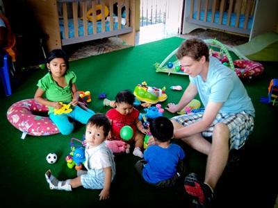 Vrijwilligerswerk sociaal project in Ecuador
