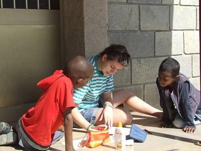 Vrijwilligerswerk sociaal project in Ethiopië