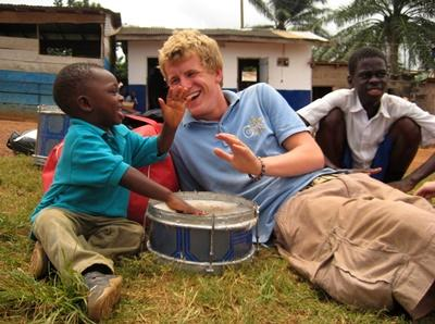 Vrijwilligerswerk sociaal project in Ghana