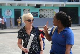 Vrijwilligerswerk in Jamaica: Sociale zorg