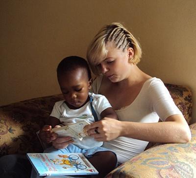 Vrijwilligerswerk op een sociaal project in Jamaica.