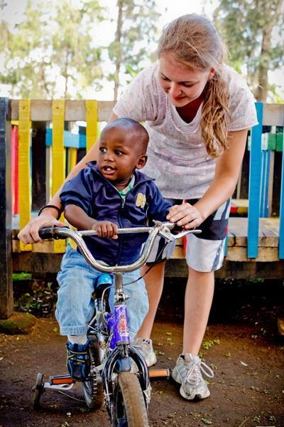 Vrijwilligerswerk sociaal project in Kenia