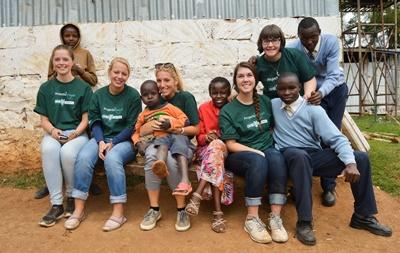 Doe vrijwilligerswerk op het Sociaal project in Kenia.