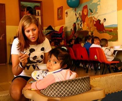 Vrijwilligerswerk sociaal project in Mexico