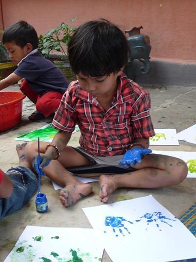 Vrijwilligerswerk sociaal project in Nepal