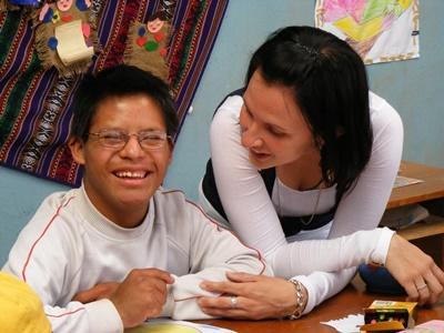 Sociaal project in Peru