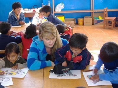 Vrijwilligerswerk sociaal project in Peru
