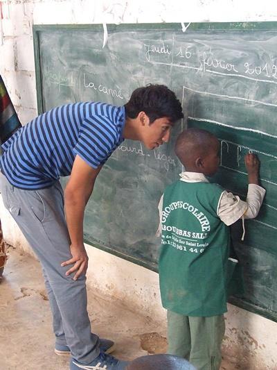 Vrijwilligerswerk sociaal project in Senegal