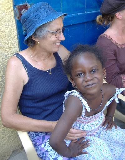 Sociaal project in Senegal
