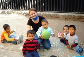 Sociaal vrijwilligerswerk met kinderen in het buitenland: Belize