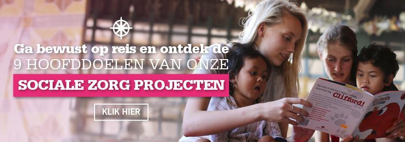 9 hoofddoelen van Projects Abroad voor sociaal vrijwilligerswerk met kinderen in het buitenland