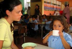 Sociaal vrijwilligerswerk met kinderen in het buitenland: Costa Rica