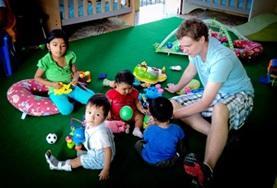 Sociaal vrijwilligerswerk met kinderen in het buitenland: Ecuador