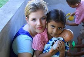 Vrijwilligerswerk in Fiji: Sociale zorg