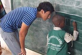 Sociaal vrijwilligerswerk met kinderen in het buitenland: Senegal
