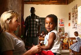 Sociaal vrijwilligerswerk met kinderen in het buitenland: Tanzania