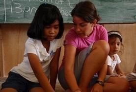 Vrijwilligerswerk in Thailand: Sociale zorg