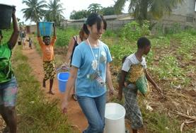 Vrijwilligerswerk in Togo: Sociale zorg