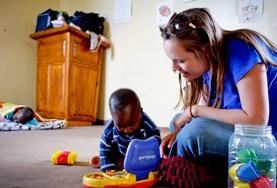 Sociaal vrijwilligerswerk met kinderen in het buitenland: Zuid-Afrika