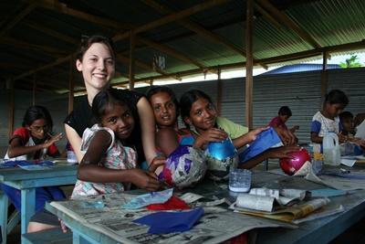 Vrijwilligerswerk sociaal project in Sri Lanka