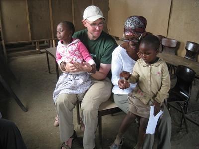 Sociaal project in Tanzania