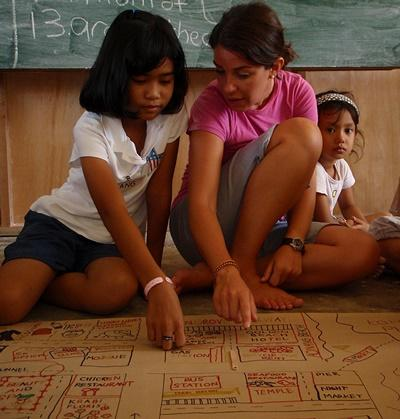 Vrijwilligerswerk sociaal project in Thailand
