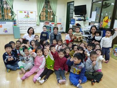 Vrijwilligerswerk sociaal project in Vietnam