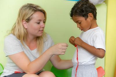 Loop stage in Ecuador als onderdeel van je opleiding sociaal werk.