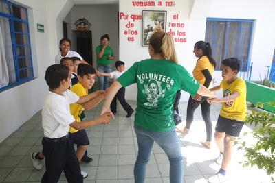 Leer tijdens je stage sociaal werk in Mexico meer over de lokale sociale zorg voor kinderen.