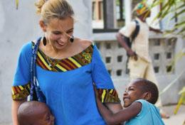 Stage lopen in het buitenland : Sociale stage