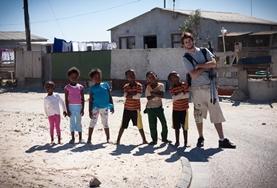Sport projecten in het buitenland: Atletiek project