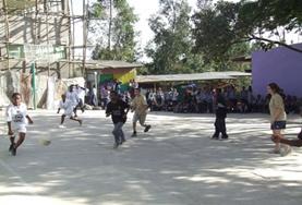 Gymles vrijwilligersproject in het buitenland: Ethiopië