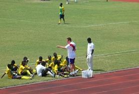 Community sport vrijwilligersproject in het buitenland: Ghana