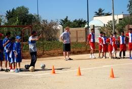 Vrijwilligerswerk in Marokko: Sport