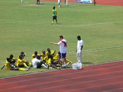 Vrijwilligerswerk community sport project in Ghana