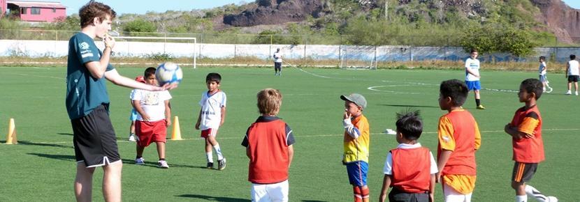 Vrijwilligerswerk sport project community sport
