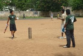 Cricket vrijwilligersproject in het buitenland: India