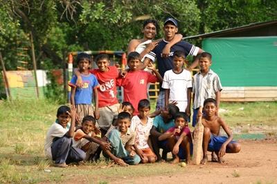 Vrijwilligerswerk cricket project in India