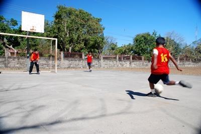 Sport project in Costa Rica