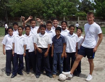 Sportles geven in Costa Rica
