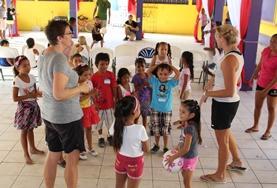 Gymles vrijwilligersproject in het buitenland: Belize