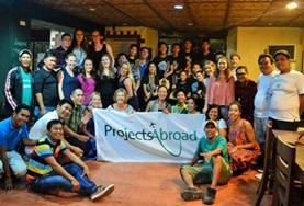 Gymles vrijwilligersproject in het buitenland: Filippijnen