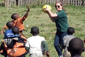 Gymles vrijwilligersproject in het buitenland: Kenia