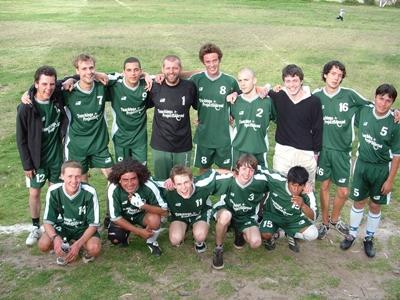 Vrijwilligerswerk sport project in Peru