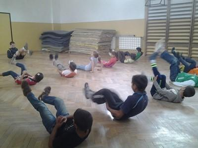 Vrijwilligerswerk gymles project Roemenië