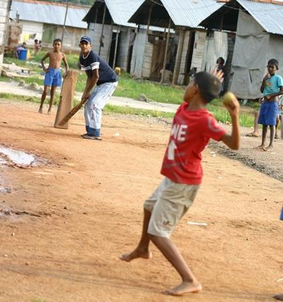 Sport project in Sri Lanka