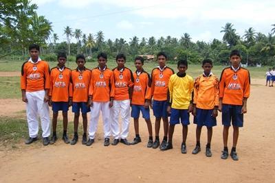 Vrijwilligerswerk sport project in Sri Lanka